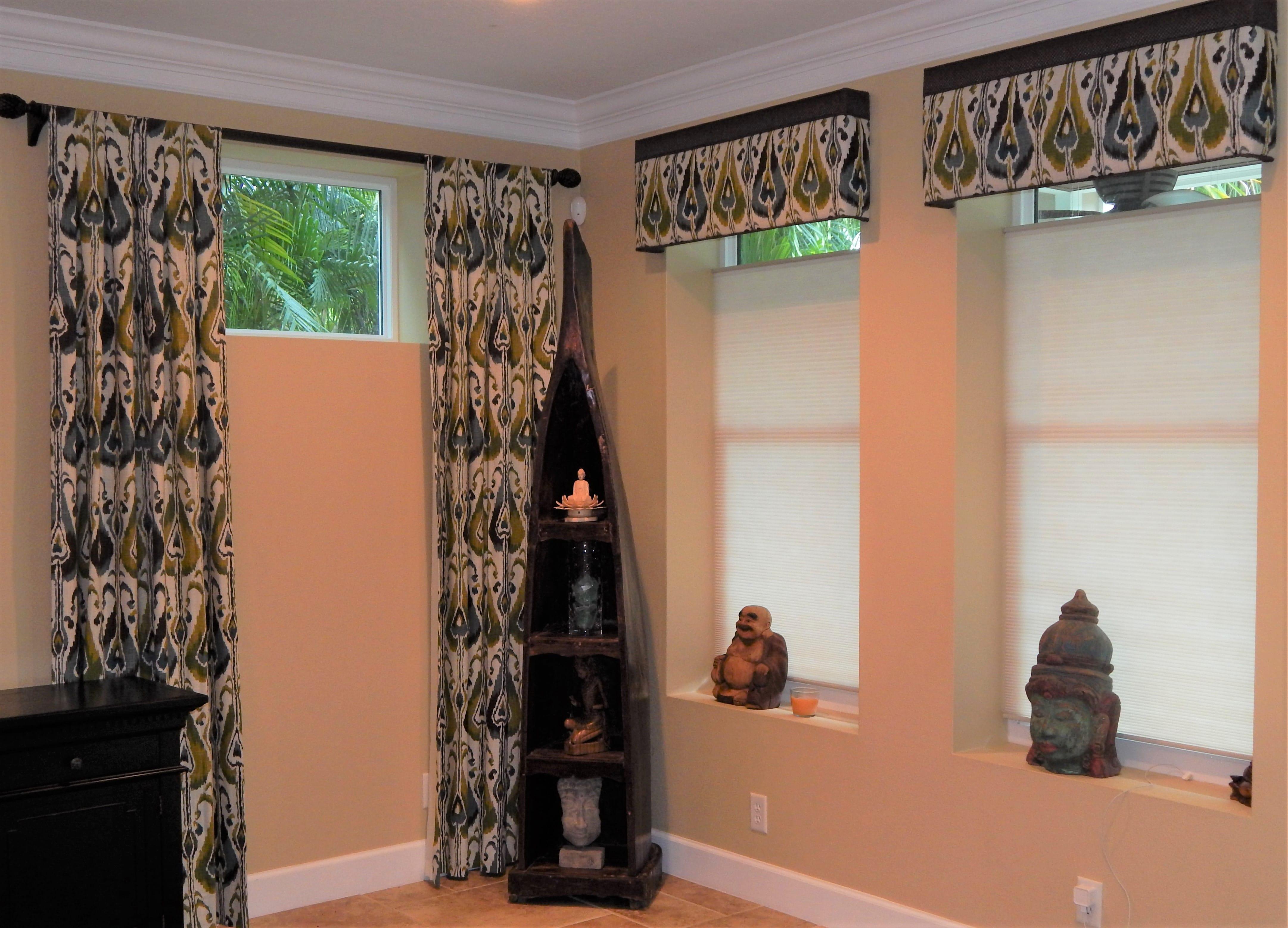 Window Treatments & Plantation Shutters | Persimmon ...
